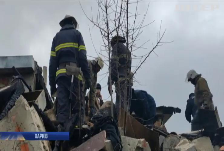 У Харкові від вибуху в гаражі загинули троє людей
