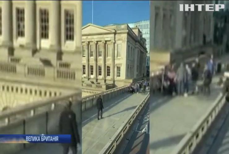 Лондонський терорист виявився нещодавно помилуваним рецидивістом