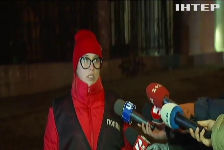 У центрі Києва застрелили дитину детупата
