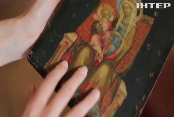 У Франції продали з молотка унікальну ікону 14 століття