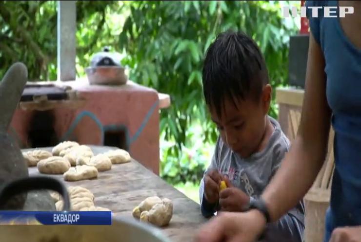 Джунглі замість шкільних стін: в Еквадорі запроваджують нові правила