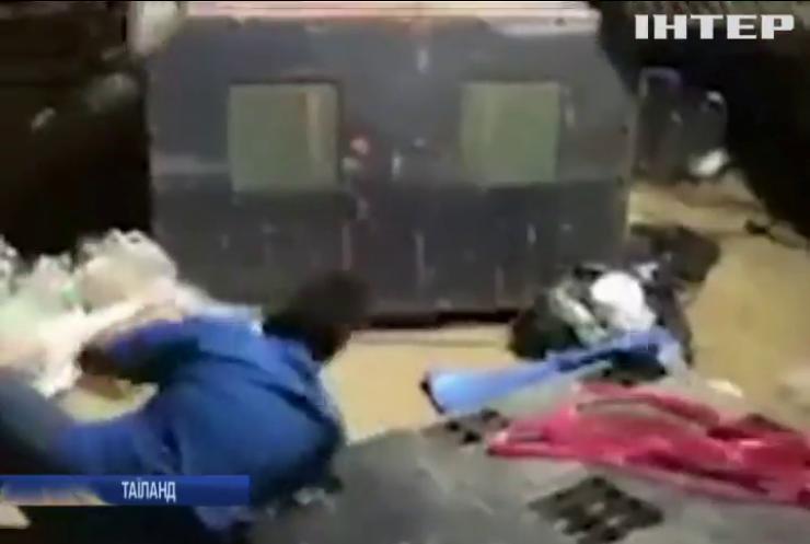 У Таїланді впала карусель із людьми