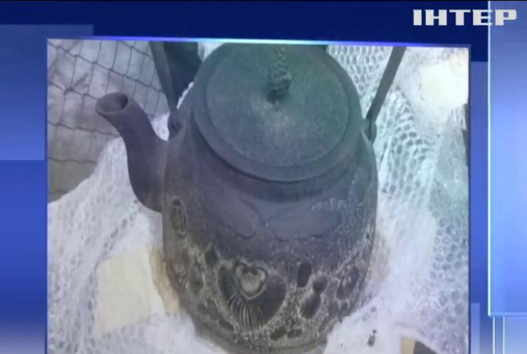 СБУ викрила контрабанду японських артефактів