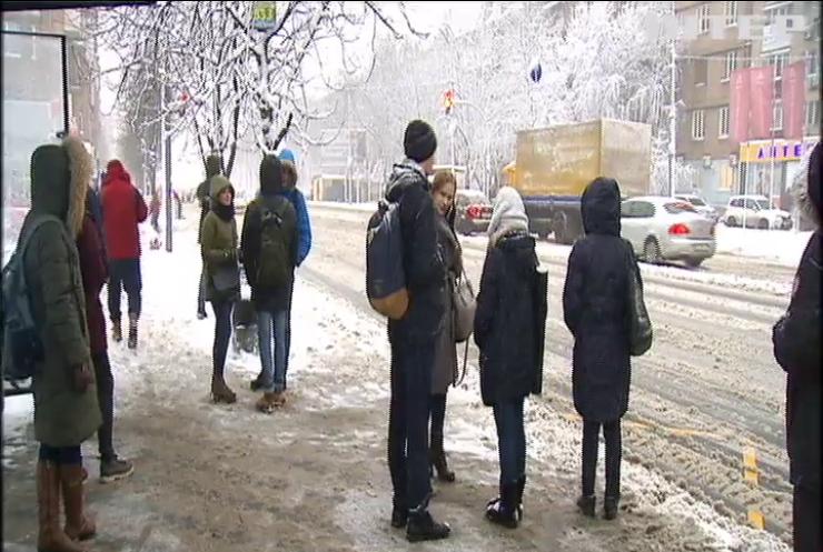 Україну накриють снігопади