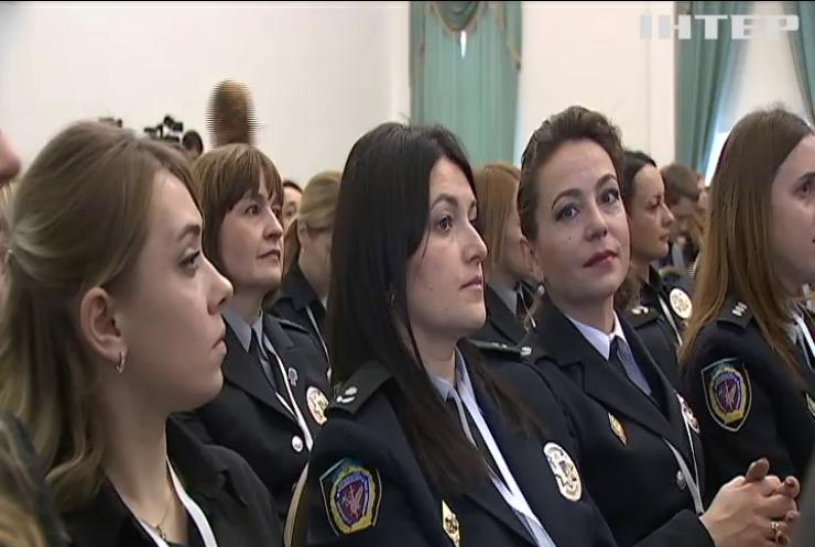 Арсен Аваков розповів про гендерну рівність в МВС