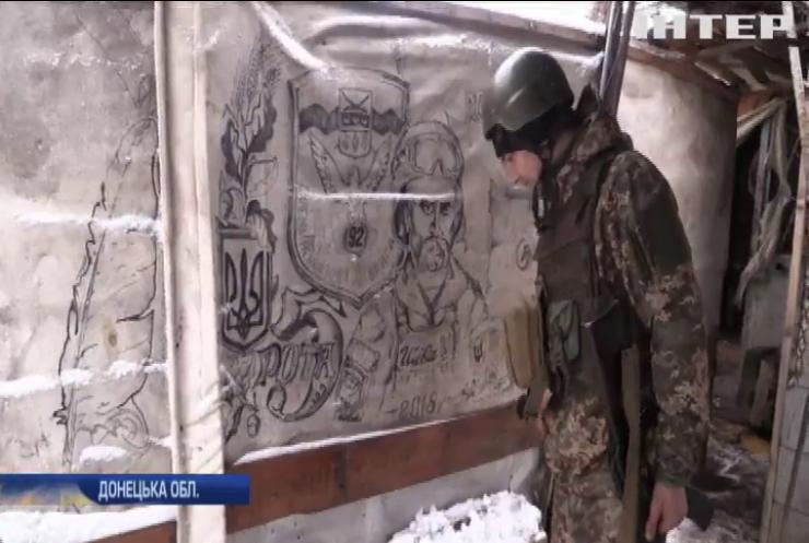 На Донбасі бойовики ігнорують режим тиші