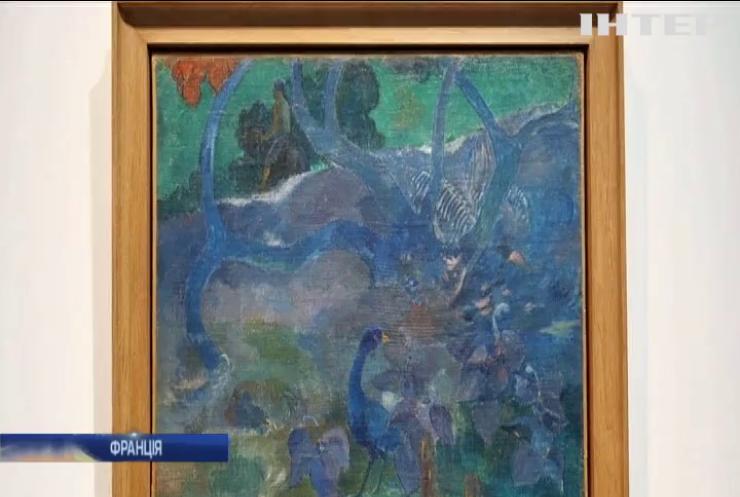 У Парижі виставили на аукціоні картину художника Поля Гогена