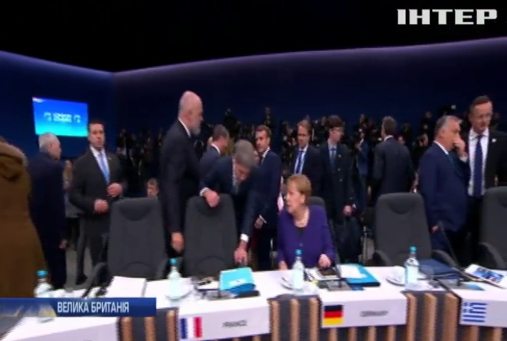У Британії завершився саміт НАТО