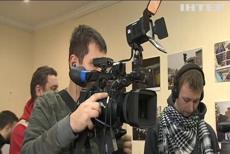 Національна спілка журналістів занепокоєна ситуацією зі свободою слова в Україні