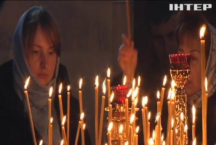 Введення в храм Пресвятої Богородиці: у Києво-Печерській Лаврі відбулися святкові заходи