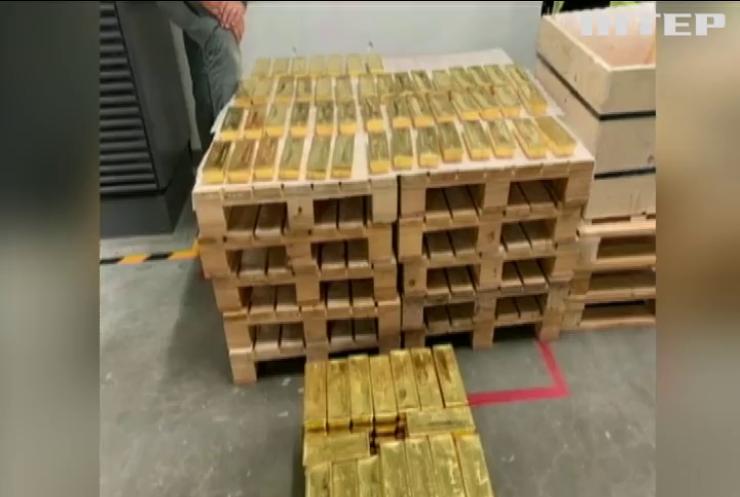 Британці повернули поляками сто тонн золота