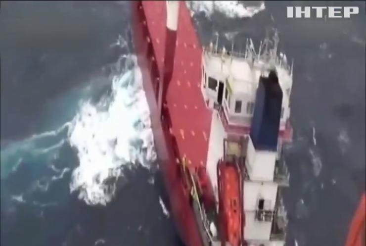 В Егейському морі врятували українських моряків