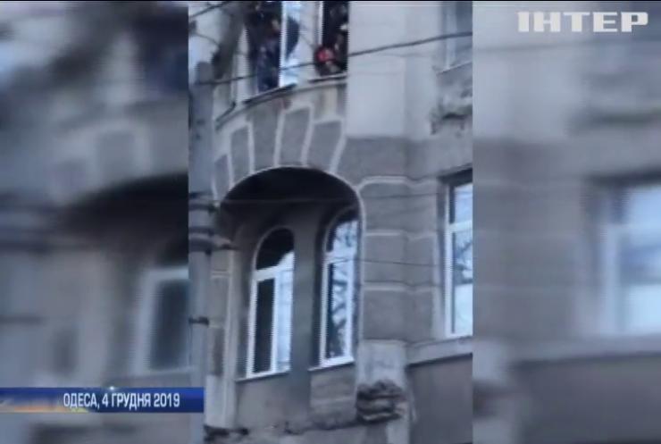 Пожежа в Одесі: доля 14 людей лишається невідомою