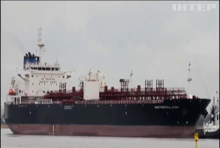 Пірати захопили екіпаж нафтового танкера біля узбережжя Нігерії