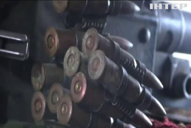 Бойовики застосували під Авдіївкою великокаліберну артилерію