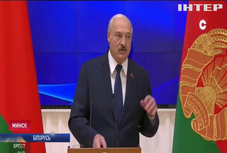 Білорусь не увійде до складу Росії - Олександр Лукашенко