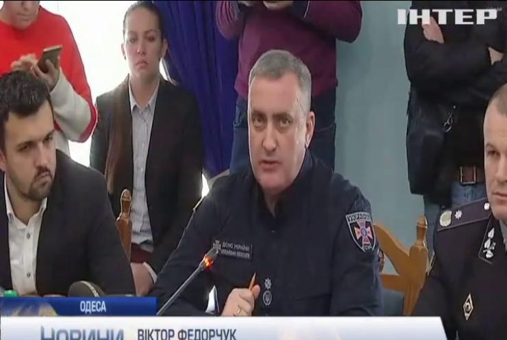 Пожежа в Одесі: кількість жертв продовжує зростати