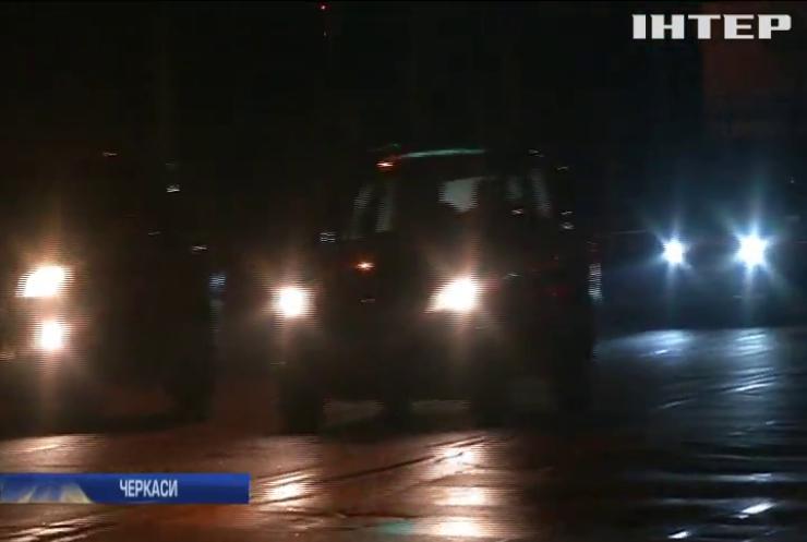 Автоклуб Черкас закликав містян дбати про безпеку на дорозі