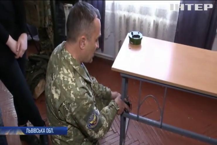 На Львівщині відкрили центр військово-патріотичного виховання
