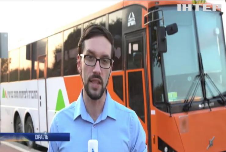 У Тель-Авіві запрацював громадський транспорт