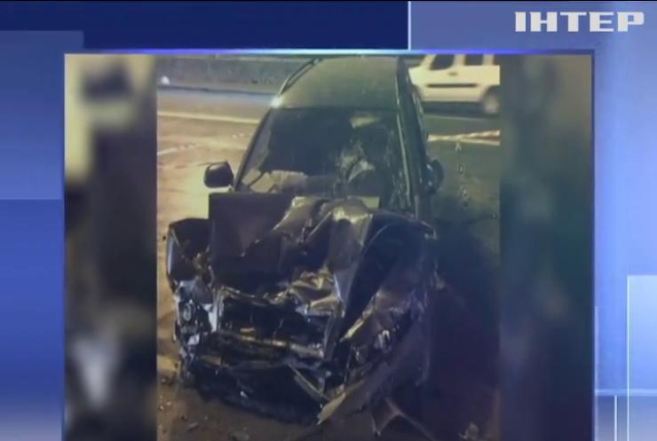 Смертельна ДТП у центрі Києва: водій виїхав на зустрічну смугу