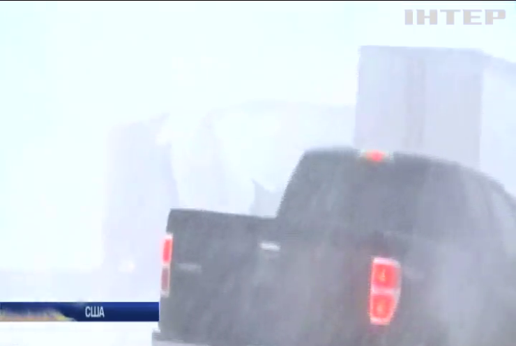 В американському штаті Айова зіткнулися одразу півсотні автівок
