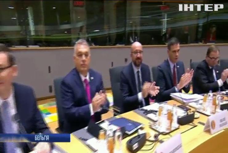 На саміті лідерів ЄС у Брюселі заслухають доповідь щодо виконання Мінських угод