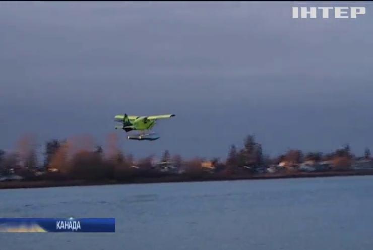 Канадці провели політ електричного комерційного літака