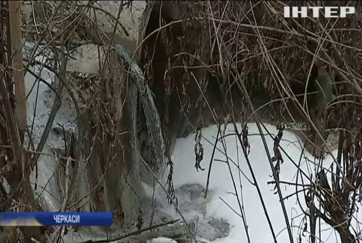 У Черкасах викрили промисловий скид нечистот у Дніпро