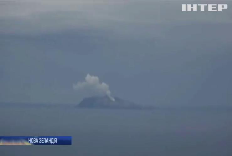 Виверження вулкану у Новій Зеландії: у госпіталі померли ще двоє людей