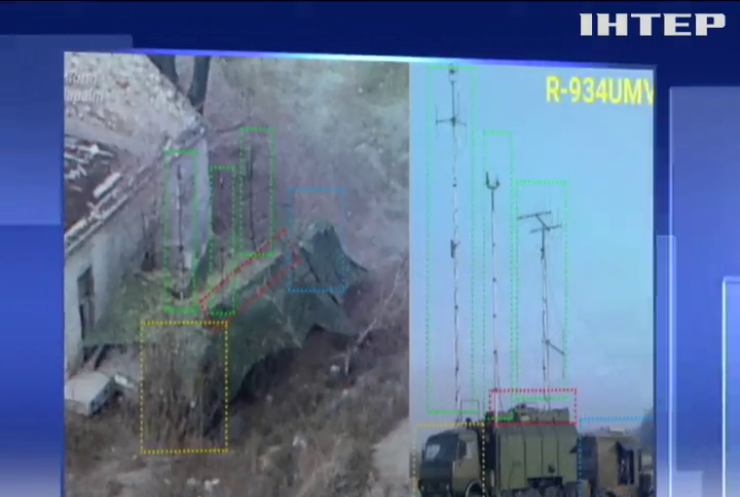 Волонтери-аналітики знайшли російське РЕБ на Донбасі