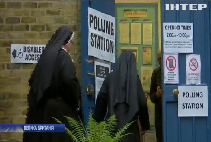 Дочасні вибори до Парламенту: як голосують британці