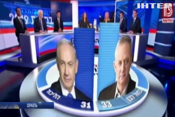 В Ізраїлі оголосили треті за рік позачергові парламентські вибори