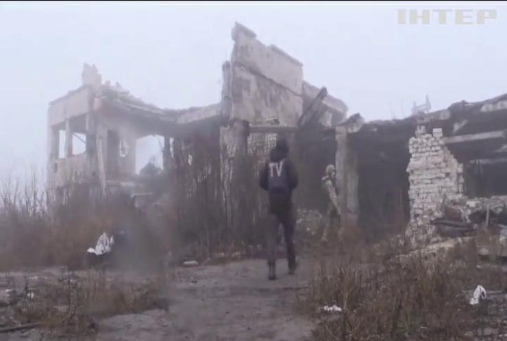На Донбасі за добу зафіксували п'ять обстрілів