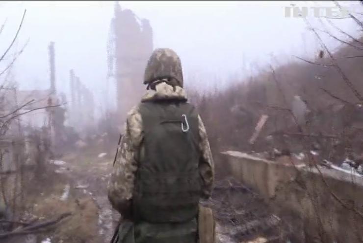 Війна на Донбасі: за добу зафіксували вісім ворожих обстрілів