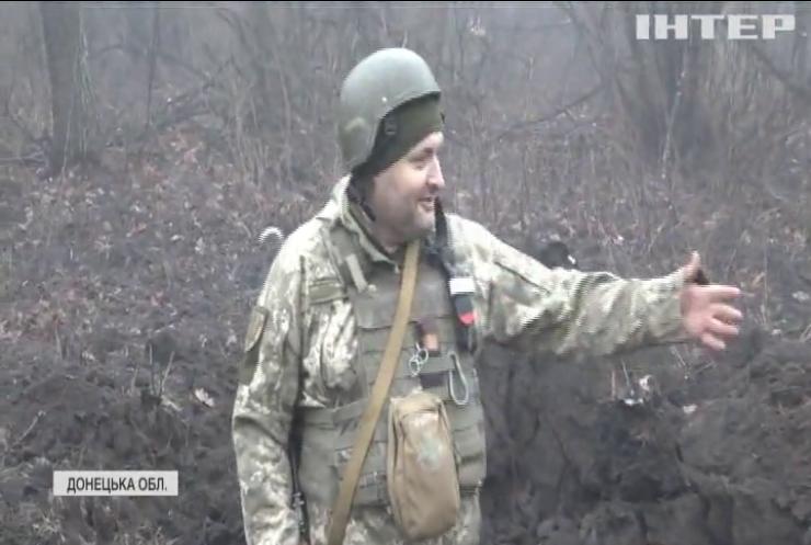 На Донбасі супротивник не прагне миру попри всі політичні угоди