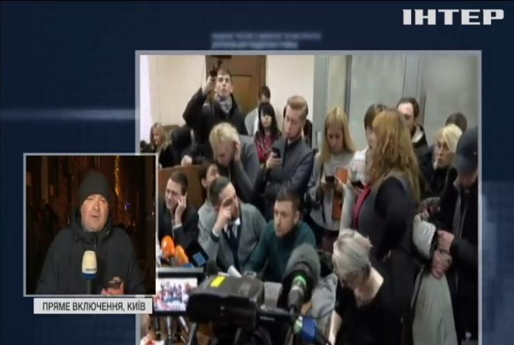 Підозрюваних у справі Шеремета доправили до суду для обрання запобіжних заходів