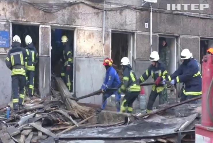 В Одесі намагалися знищити документи про протипожежну безпеку у коледжі