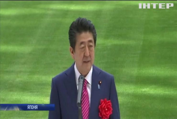 У Токіо відбулася офіційна церемонія відкриття олімпійського стадіону