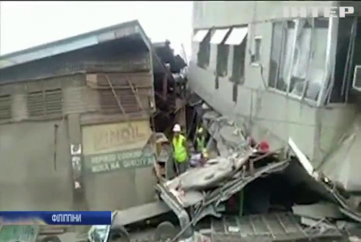 На Філіппінах ліквідовують наслідки потужного землетрусу