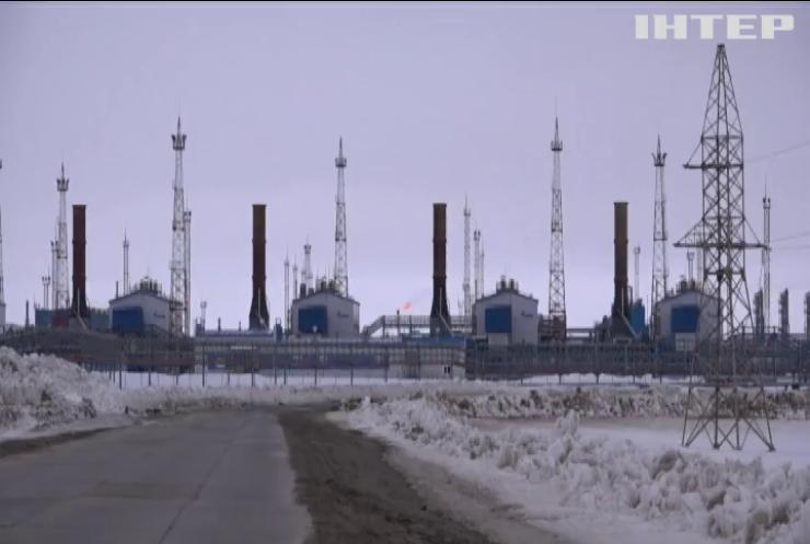 """Запуск """"Північного потоку - 2"""" затримується"""