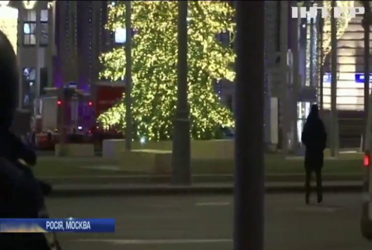 Стрілянину у центрі Москви кваліфікували як теракт