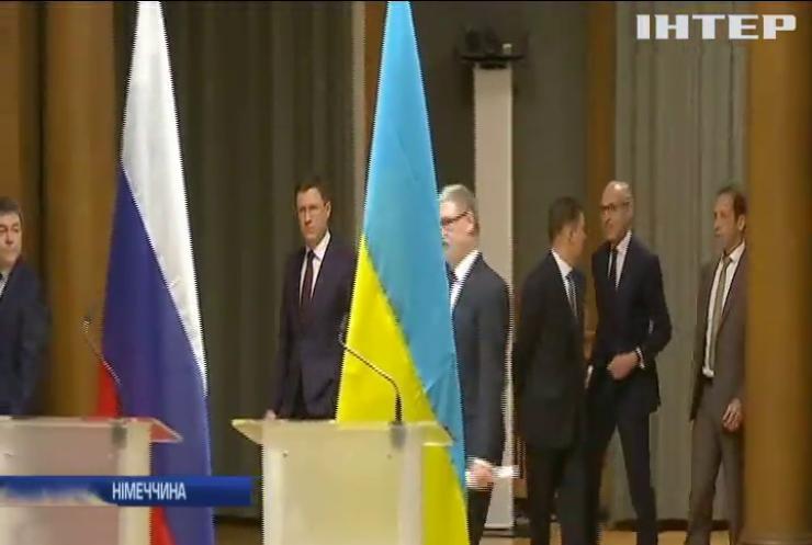 Україна та Росія досягли принципової згоди про транзит газу