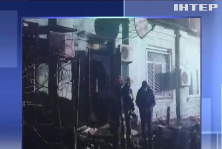 На Луганщині загорівся інтернат