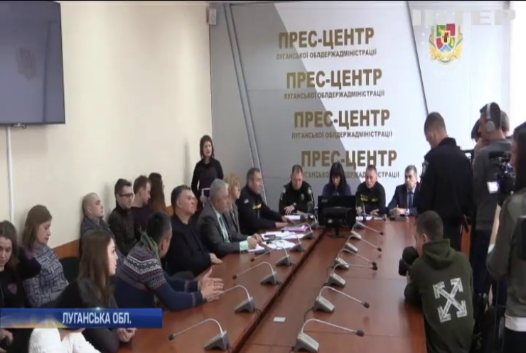 Пожежа в інтернаті Старобільська: слідчі перевіряють діяльність рятувальників