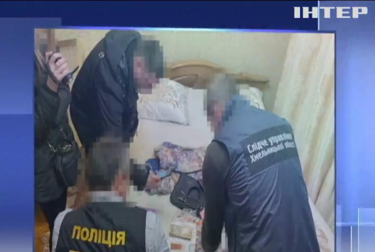 Хабарники в Міністерстві оборони: на Хмельниччині викрили злочинну схему