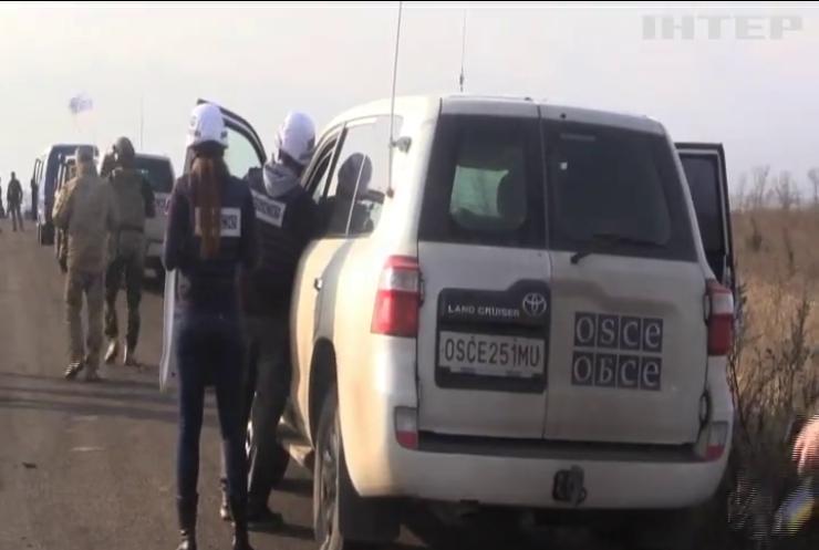 На Донбасі блокують роботу спостерігачів ОБСЄ