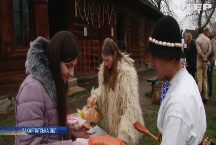 В Ужгороді пройшов фестиваль середньовічної культури
