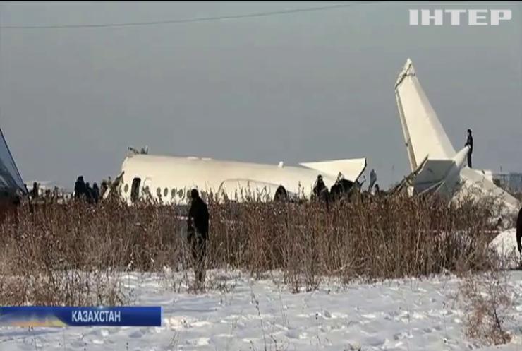 Авіакатастрофа у Казахстані: серед пасажирів були українці