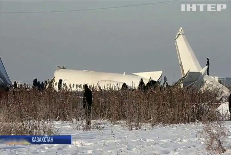 Авіакатастрофа у Казахстані: слідчі назвали попередні причини трагедії